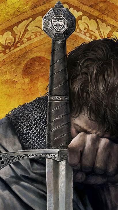 Kingdom Deliverance Come 4k Poster Wallpapers Samurai