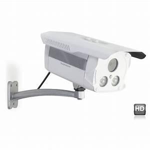 Camera Dome Exterieur : camera surveillance exterieur ~ Edinachiropracticcenter.com Idées de Décoration