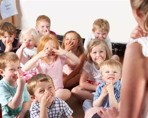 shine clubs in bristol 572 | pre school kids and teacher