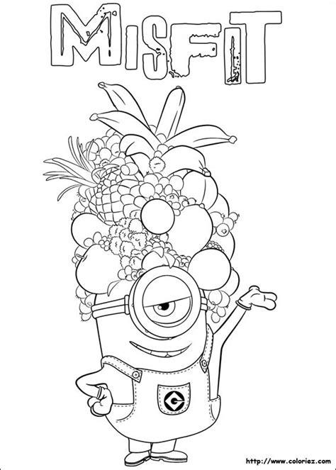 coloriage tim porte un chapeau de fruits dessin gratuit 224 imprimer