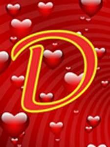 Download Letter D Wallpaper 240x320   Wallpoper #34171