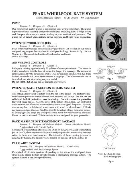 pearl whirlpool bath system whirlpool maax pearl hot tub