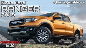 Nova Ford Ranger 2020