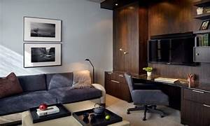 living room office combination home office living room With home office living room ideas