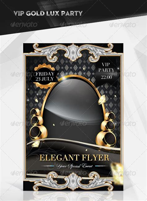 club speakers psd images blank club flyer templates