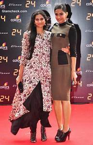 Sonam Kapoor with her sister Rhea Kapoor - The Fashionista ...