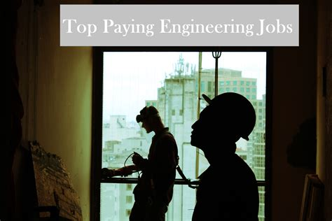 Which Are The Top Paying Engineering Jobs In 2018