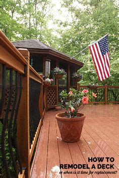 a gossen tuscan cherry deck keep this beautiful deck look amazing through the years with the e2