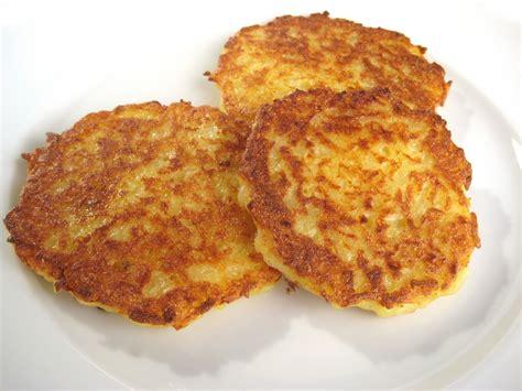 recette de cuisine a base de pomme de terre recettes galettes de pommes de terre