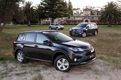 Toyota Car : Toyota Rav4 Review