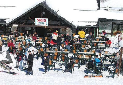 station de ski le mont dore massif central puy de d 244 me restaurants