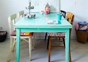 idee de peinture pour salle a manger kirafes With idee deco cuisine avec chaises salle À manger couleur