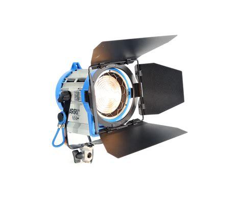 arri light kit arri 650w fresnel genesis plus