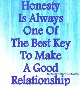 Quotes About Ho... Good Honest Quotes