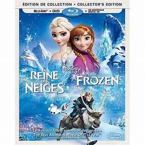 Frozen (Collector's Edition) (Blu-ray + DVD + Digital HD ...