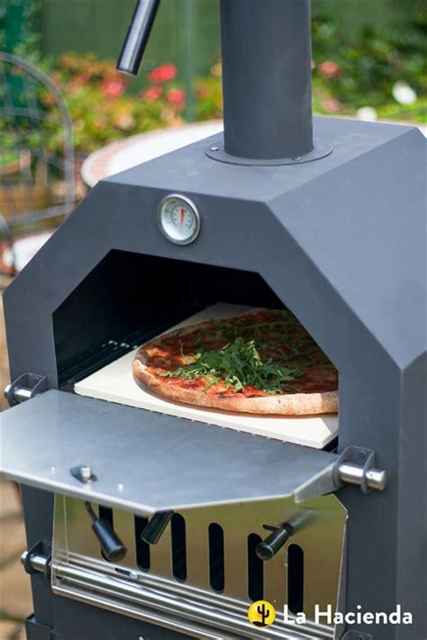 lorenzo pizza oven  smoker  la hacienda