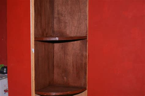 How To Build A Corner Cabinet 10 Steps With Pictures