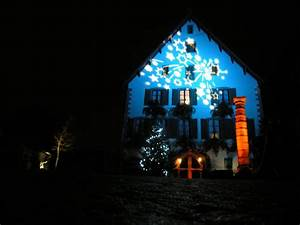 Decoration De Noel Exterieur Projecteur
