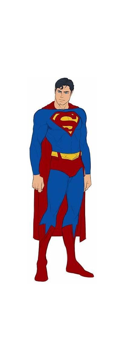 Superman Cartoon Deviantart Shirts Printing Idea Harseik