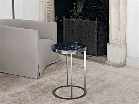 Lithos Round Coffee Table By Maxalto, A Brand Of B&b