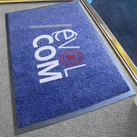 tapis logo imprime  personnalise creation impression
