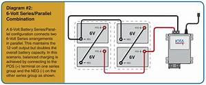 Connecting 6v Batteries For 12 V Setup