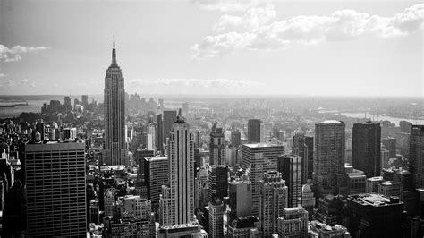 black  white city wallpaper wallpapertag