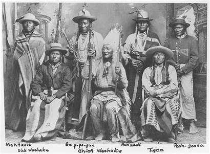 Native Leaders Washakie History American Americans Chief