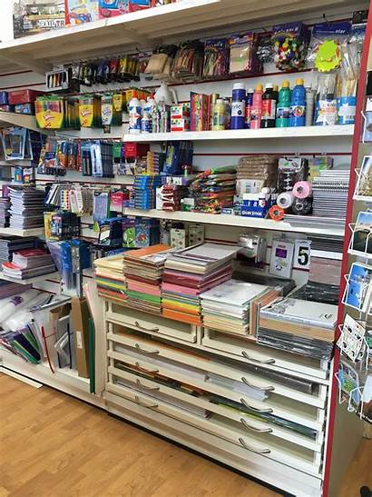 Stationery Shops Retail Supplies Fitting Fitters
