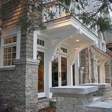 36 Best Images About Stone & Shingle On Pinterest