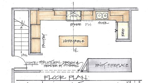 style home plans a floor plan is the most important factor in a remodel
