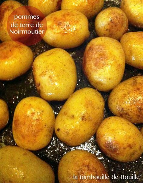 cuisiner les pommes de terre de noirmoutier pommes de terre de noirmoutier toute en simplicit 233 la