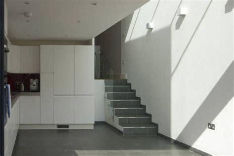 cuisine londonienne extension moderne créative pour une résidence londonienne