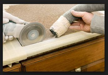 cutting granite countertop in place how to cut granite countertops yourself goodhome ids