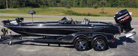 Ranger Bass Boat Blackout by 2018 Ranger Boats Z520l 14083i718 Angler S Choice