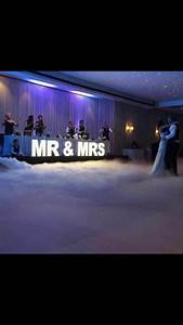 big light up letters for hire for weddings and events With huge light up letters