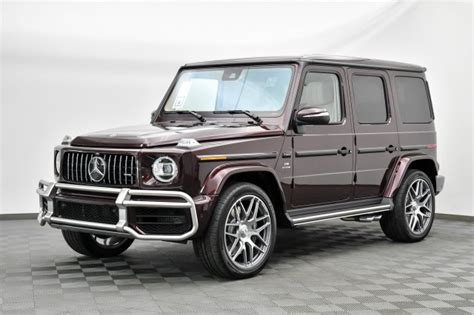 Check back with us soon. New 2021 Mercedes-Benz G-Class AMG® G 63 SUV AWD in Laguna Niguel #M17153   Mercedes-Benz of ...