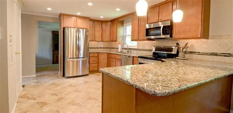 pictures of kitchens with white cabinets and black appliances modern remodeling remodeler manassas va baltimore md 9944