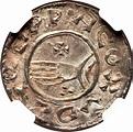 Denar - Boleslaus II the Pious (duke 967-999) - Bohemia ...