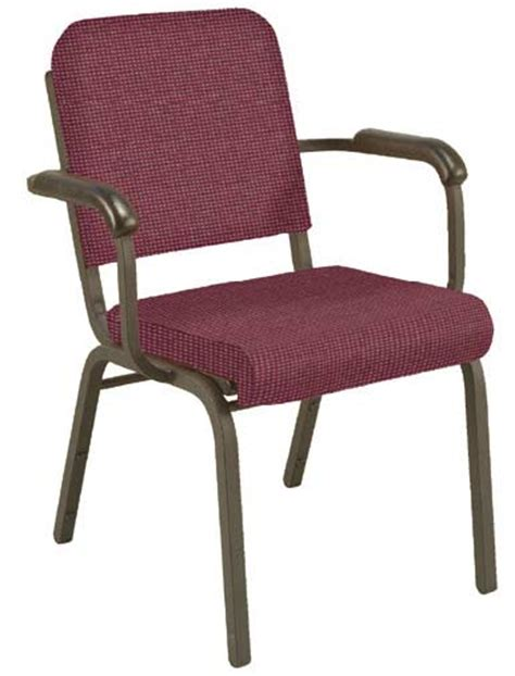 Stackable Church Chairs With Arms by Fr1020 Series Contemporary Roll Front Stacking Church