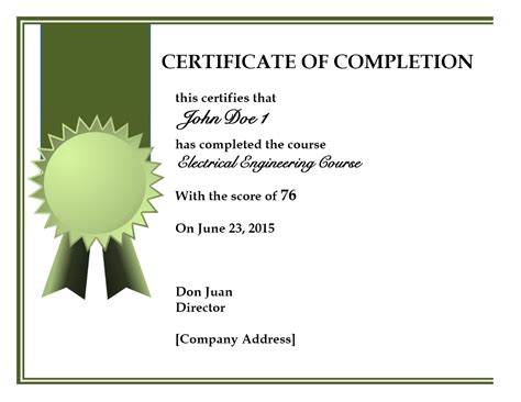 Jct Practical Completion Certificate Template by Practical Completion Certificate Template Jct The Best
