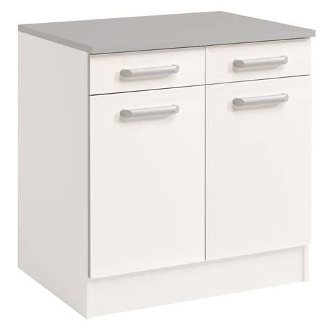 meuble cuisine 3 portes meuble bas 2 tiroirs 2 portes 60 cm quot shiny quot blanc