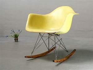 Eames Chair Kopie : schaukelstuhl modern interpretiert 10 coole styles ~ Markanthonyermac.com Haus und Dekorationen