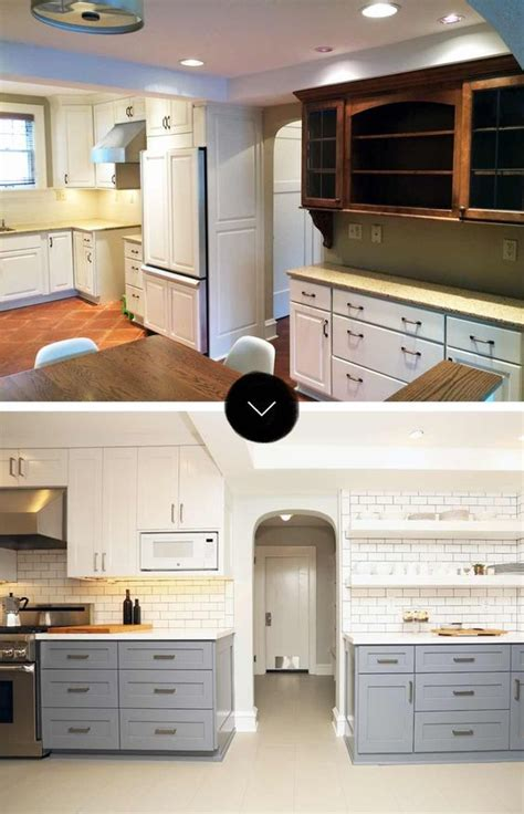 design sponge kitchen before after a light and bright tudor remodel design 3209
