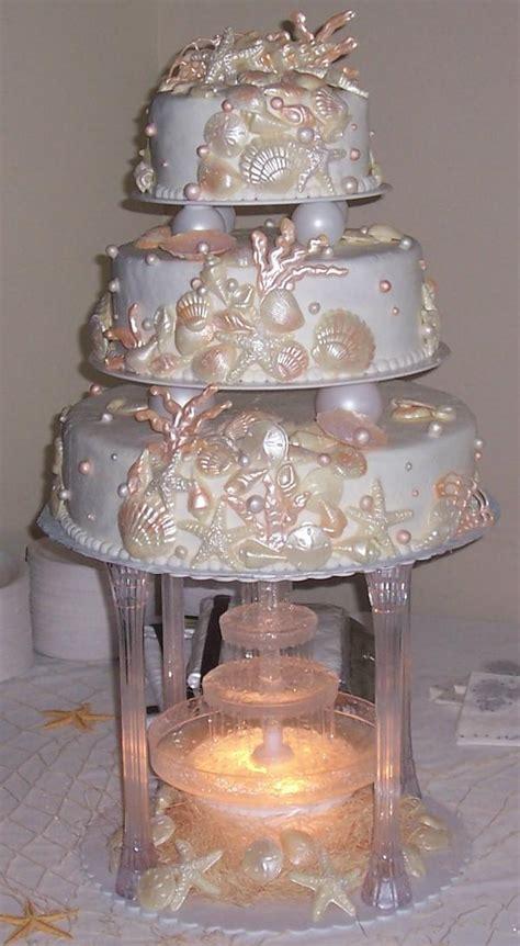 wedding cakes fountains fun need