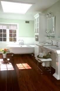 hardwood floors bathroom i love wood floors in bathrooms for the home pinterest