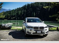 BMW NA Launch Event Black and White X5 50i and Space Gray 35d