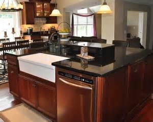 kitchen islands with dishwasher exceptional black granite kitchen islands with stainless steel undercounter dishwasher also