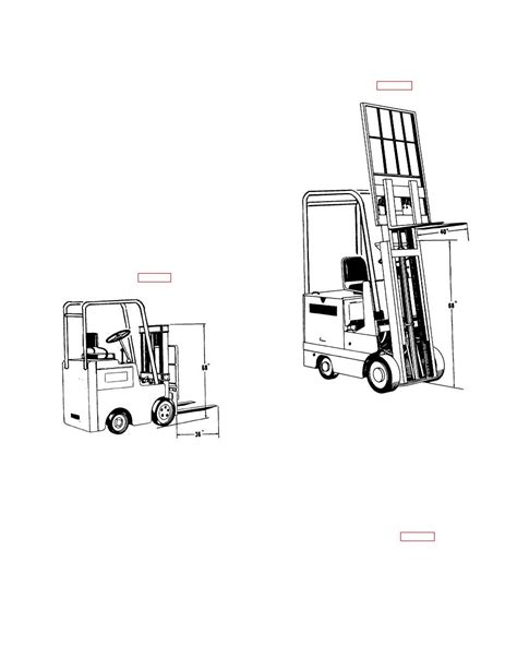 Figure 4-15. Truck, forklift, solid, semisolid rubber, or