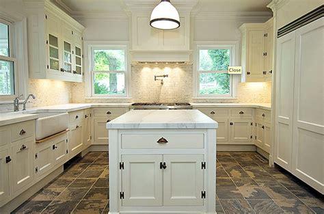 Slate Tiled Floor Design Ideas